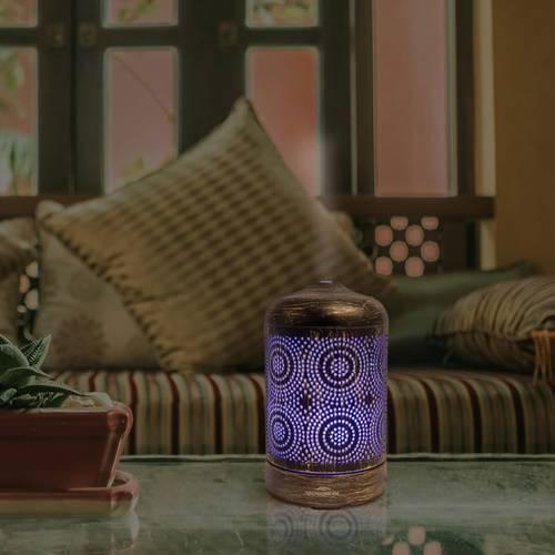 Aromalamps aromatherapy ultrasonic diffuser lamp Marrakech