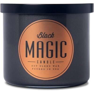 Colonial Candle Luxe large soy scented candle 3 wicks 14.5 oz 411 g - Black Magic