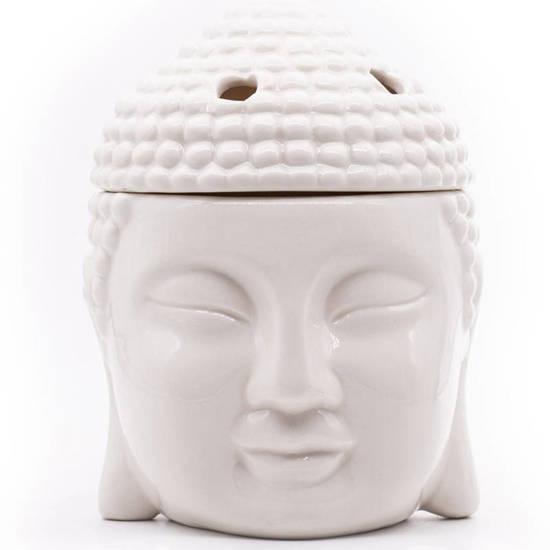 Ceramic wax burner - Buddha