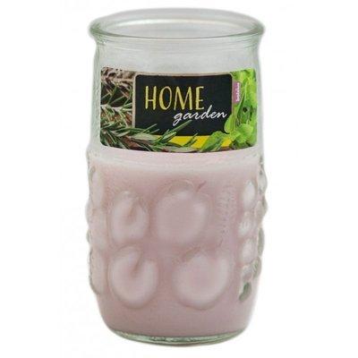 Bolsius Lime Light świeca ogrodowa antykomarowa Outdoor Patio Taras - Citronella Rozmaryn Rosemary