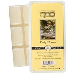 Bridgewater Candle Company Scented Wax Bar wosk zapachowy do aromaterapii 73 g - Party Blooms