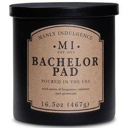 Colonial Candle sojowa świeca zapachowa w szkle 16.5 oz 467 g - Bachelor Pad