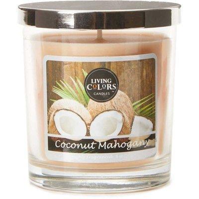 Living Colors Candles WM świeca zapachowa 5 oz 141 g - Coconut Mahogany