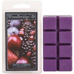 Woodbridge wosk zapachowy kostki 68 g - Sweet Berries