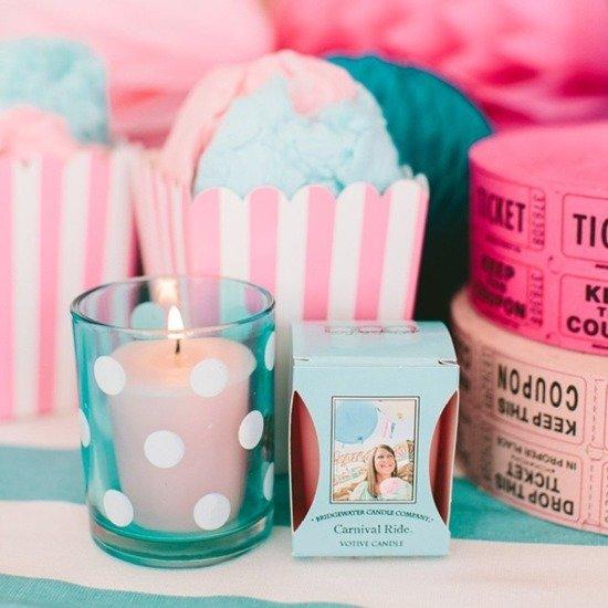 Bridgewater Candle Company Votive Candle wotywna świeca zapachowa sampler 56 g - Vanilla Cream