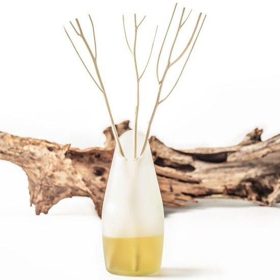 BsaB Luxury Weed Diffuser luksusowy dyfuzor zapachowy w szkle 200 ml - Serenity
